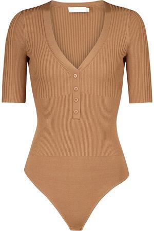 JONATHAN SIMKHAI Naiset Bodyt - Knit bodysuit