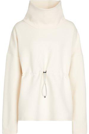 Varley Naiset Hupparit - Barton cotton-blend sweatshirt