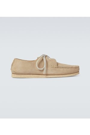 YUKETEN Miehet Loaferit - 2 Pieces Oxford suede shoes