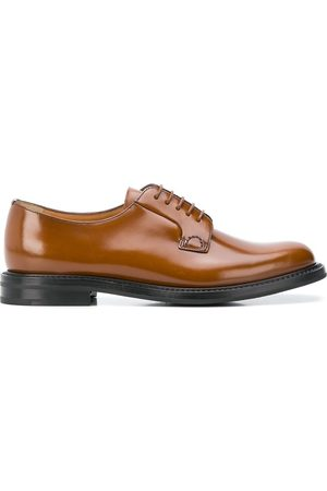 Church's Naiset Loaferit - Leather lace-up shoes