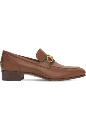 Gucci Miehet Loaferit - Horsebit Leather Loafers