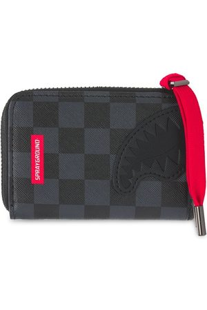 Sprayground Miehet Lompakot - Henny Checkered Round Wallet