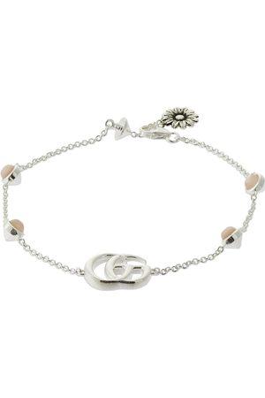 Gucci Naiset Rannekorut - Double G Mother Of Pearl Bracelet