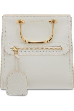 Alexander McQueen Naiset Ostoskassit - The Short Story Leather Tote Bag