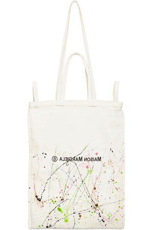 MM6 MAISON MARGIELA New Berlin Zip Canvas Shoulder Bag