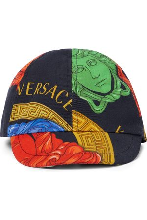 VERSACE Medusa cotton baseball cap