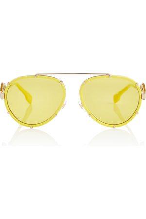 VERSACE Vintage Icon round sunglasses
