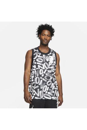 Nike Jordan Dri-FIT Zion Men's Printed Jersey - Black