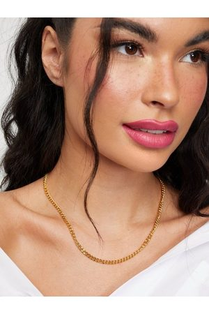 Muli Collection Curb Chain Necklace