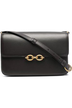 Saint Laurent Naiset Olkalaukut - Le Maillon leather satchel