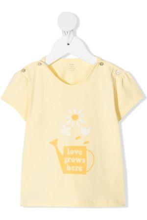 KNOT Regador stretch-organic cotton T-shirt
