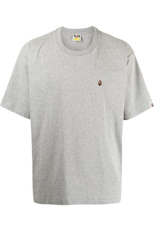 A BATHING APE® Chest logo-patch T-shirt