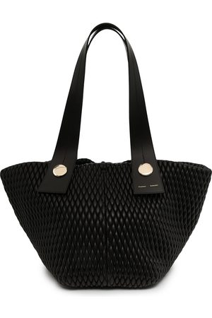 Proenza Schouler Naiset Ostoskassit - Large quilted tote bag