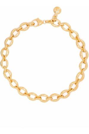 Dinny Hall Naiset Rannekorut - Handmade small heavyweight chain bracelet