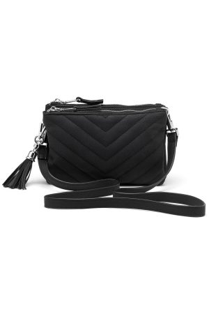 Object Collectors Item Naiset Olkalaukut - Adelle Quilted Bag Black One size