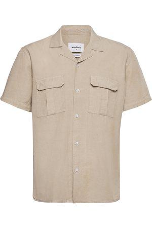 Woodbird Grix Jungle Shirt Lyhythihainen Paita