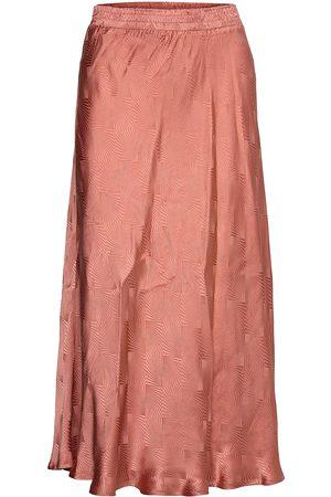 Coster Copenhagen Draped Skirt With Bias Cut Polvipituinen Hame