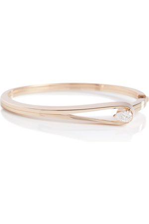 Repossi 18kt rose gold bracelet with diamond