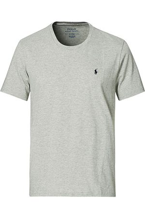 Polo Ralph Lauren Miehet T-paidat - Liquid Cotton Crew Neck Tee Andover Heather