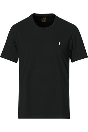 Polo Ralph Lauren Miehet T-paidat - Liquid Cotton Crew Neck Tee Black