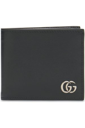 GUCCI Miehet Lompakot - Gg Marmont Leather Bi-fold Wallet
