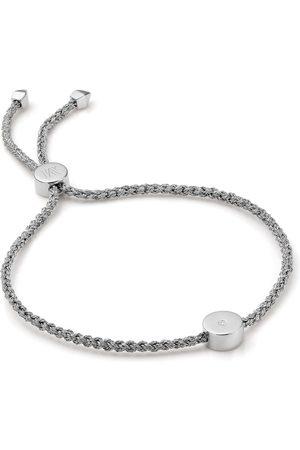 Monica Vinader Linear Solo Friendship diamond bracelet