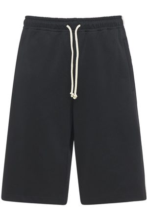 Gucci Miehet Shortsit - Technical Jersey Shorts W/side Bands