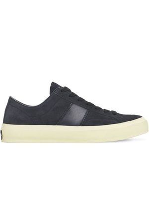 Tom Ford Miehet Tennarit - Cambridge Suede Low Top Sneakers