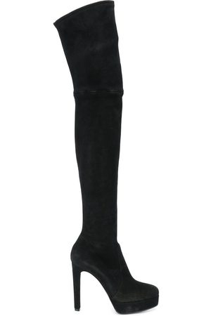 Casadei Naiset Ylipolvensaappaat - Over the knee heeled boots