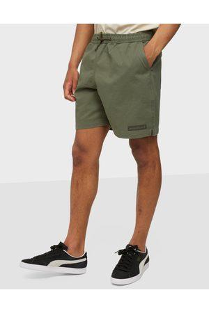 Woodbird Miehet Shortsit - Bommy Hoxen Shorts Shortsit Green