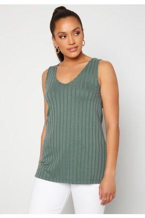 Happy Holly Mila sleeveless tunic Green 32/34
