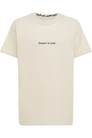 F.A.M.T. Miehet T-paidat - Dream Is Over Cotton T-shirt
