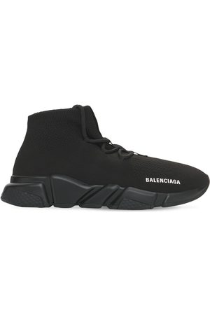 BALENCIAGA Miehet Loaferit - Speed Lace-up Tech Sneakers
