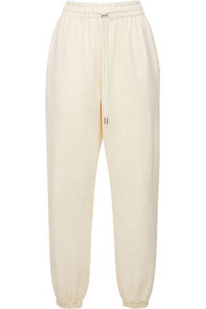 THE FRANKIE SHOP Vanessa Organic Cotton Sweatpants