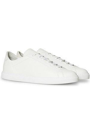 C.QP Miehet Tennarit - Racquet Sneaker White Leather