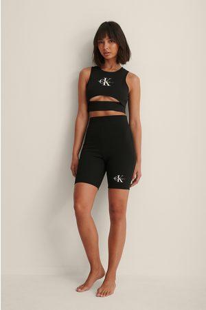Calvin Klein Pride Cyckling Shorts - Black