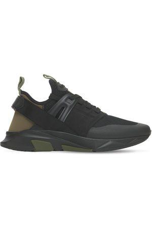 Tom Ford Jago Nylon Mesh Sneakers