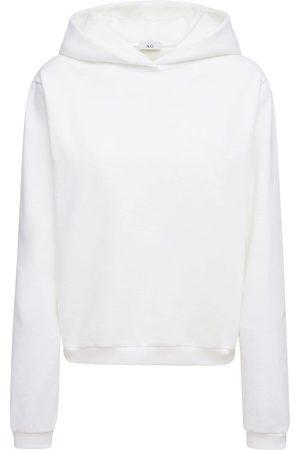 AG Naiset Collegepaidat - Cotton Sweatshirt Hoodie