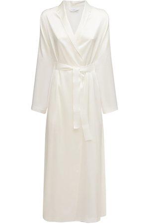 La Perla Naiset Kylpytakit - Silk Long Robe