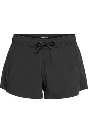 Sail Racing Naiset Shortsit - W Race Volley Shorts Sport Shorts Musta