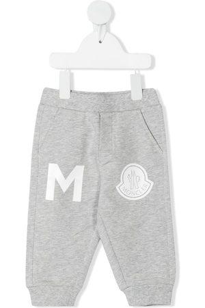 Moncler Housut - Logo-patch track pants