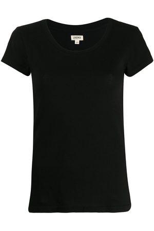 L'Agence Naiset T-paidat - Slim fit T-shirt
