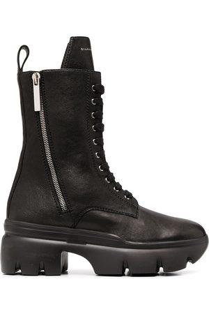 Giuseppe Zanotti Naiset Cowboy - Apocalypse biker boots