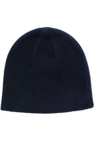 N.PEAL Miehet Pipot - Cashmere knitted beanie