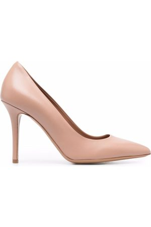 Emporio Armani Pointed-toe stiletto pumps