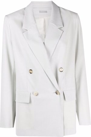 12 STOREEZ Naiset Bleiserit - Double-breasted fitted blazer