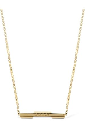 Gucci 18kt Link To Love Necklace