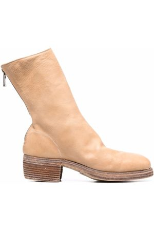 Guidi Naiset Nilkkurit - High leather ankle boots
