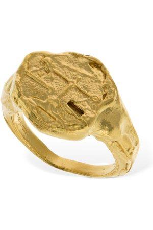 Alighieri Naiset Sormukset - Libra Signet Ring