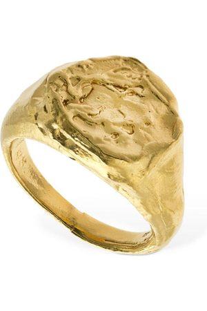 Alighieri Naiset Sormukset - Pisces Signet Ring
